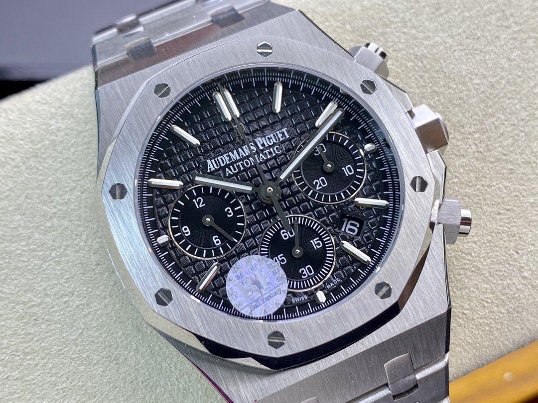 BF廠手錶V2升級版AP/愛彼皇家橡樹系列26331OR計時碼表,N廠手錶