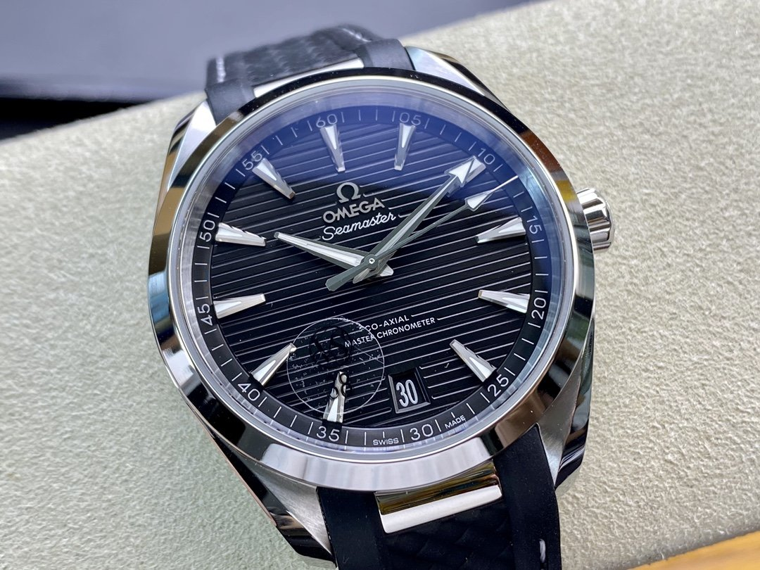 VS FACTORY WATCH仿表歐米茄OMEGA 柚木海馬150M複刻手錶,N廠手錶