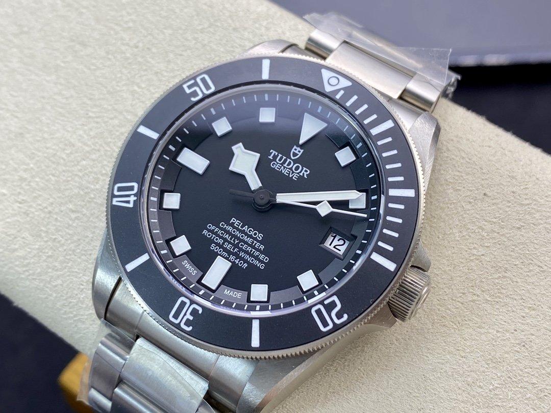 ZF廠手錶帝舵鈦土豆TD25500TN複刻手錶,N廠手錶