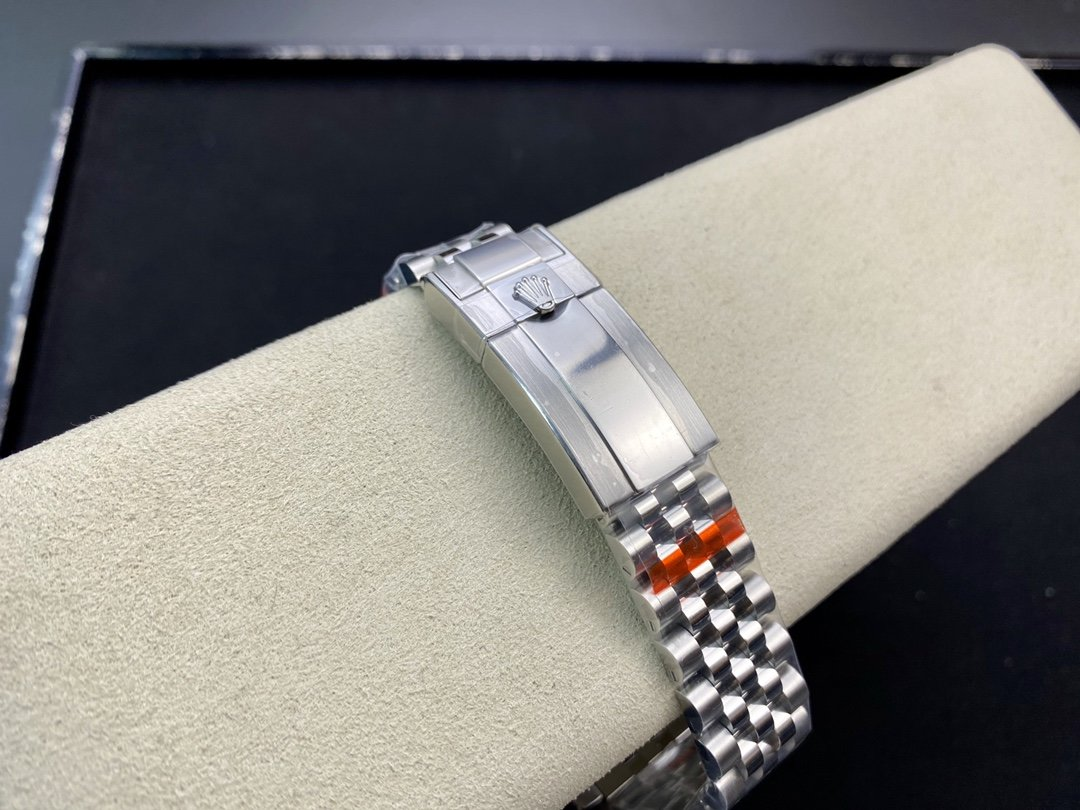 N廠手錶NOOB仿表勞力士格林尼治GMT 黑藍陶瓷圈複刻手錶,N廠手錶