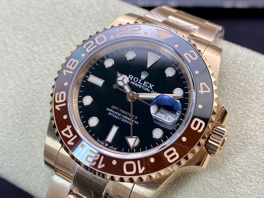 GM廠手錶仿表勞力士格林尼治全系列,N廠手錶