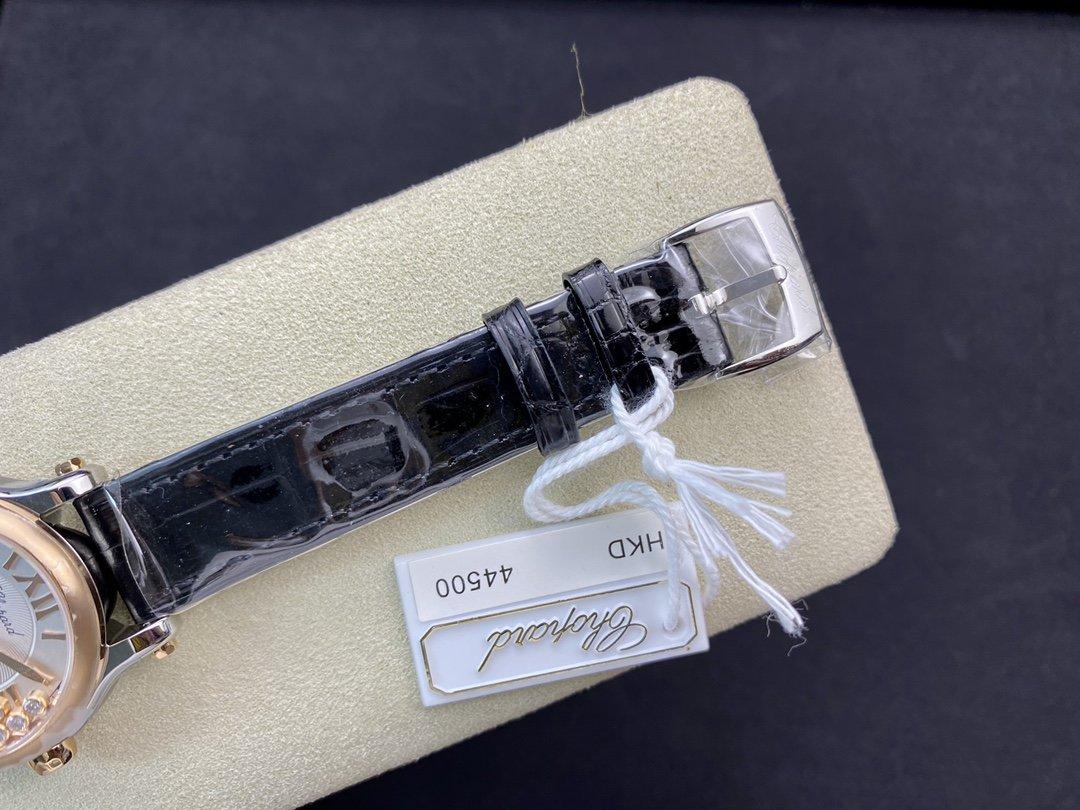 仿表萧邦快乐钻30mm NR Factory HAPPY DIMION,N厂手表