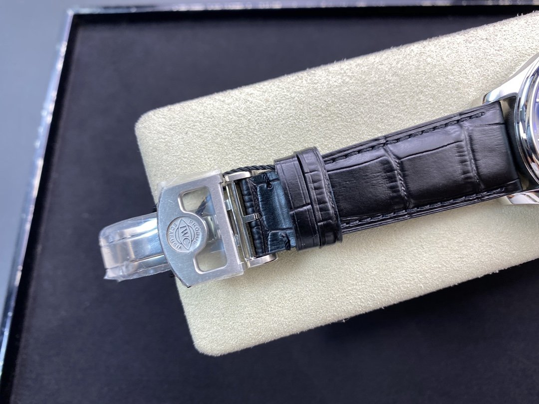 ZF廠手錶銷量神器IWC萬國V5版葡7葡萄牙系列七日鏈葡七複刻手錶,N廠手錶