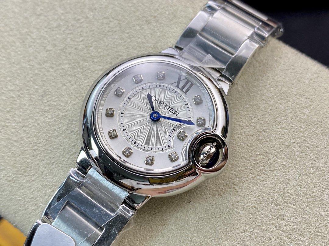 高端硬貨卡地亞cartier真鑽藍氣球歐洲管道,N廠手錶