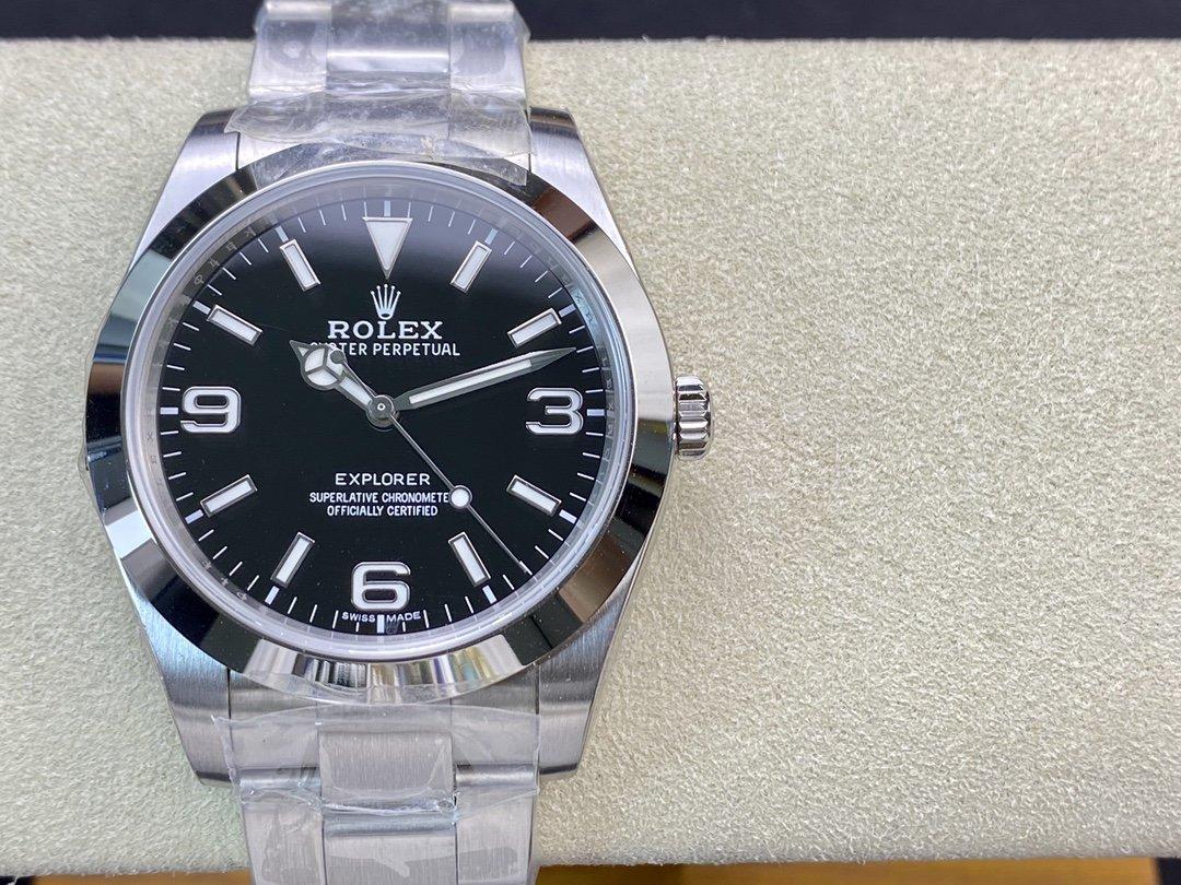 N廠手錶勞力士探一369 蠔式恒動探險型家型腕表,N廠手錶