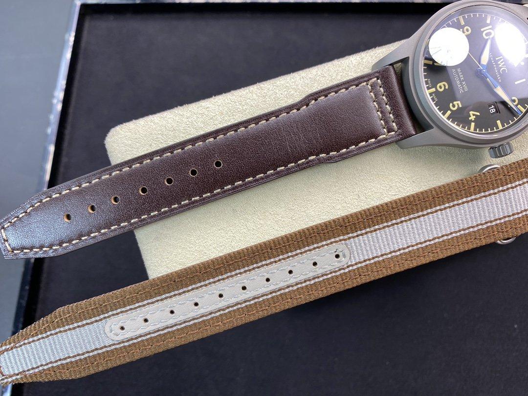 M+ Factory仿表萬國IWC馬克十八IW 327007馬克十八飛行員腕錶,N廠手錶