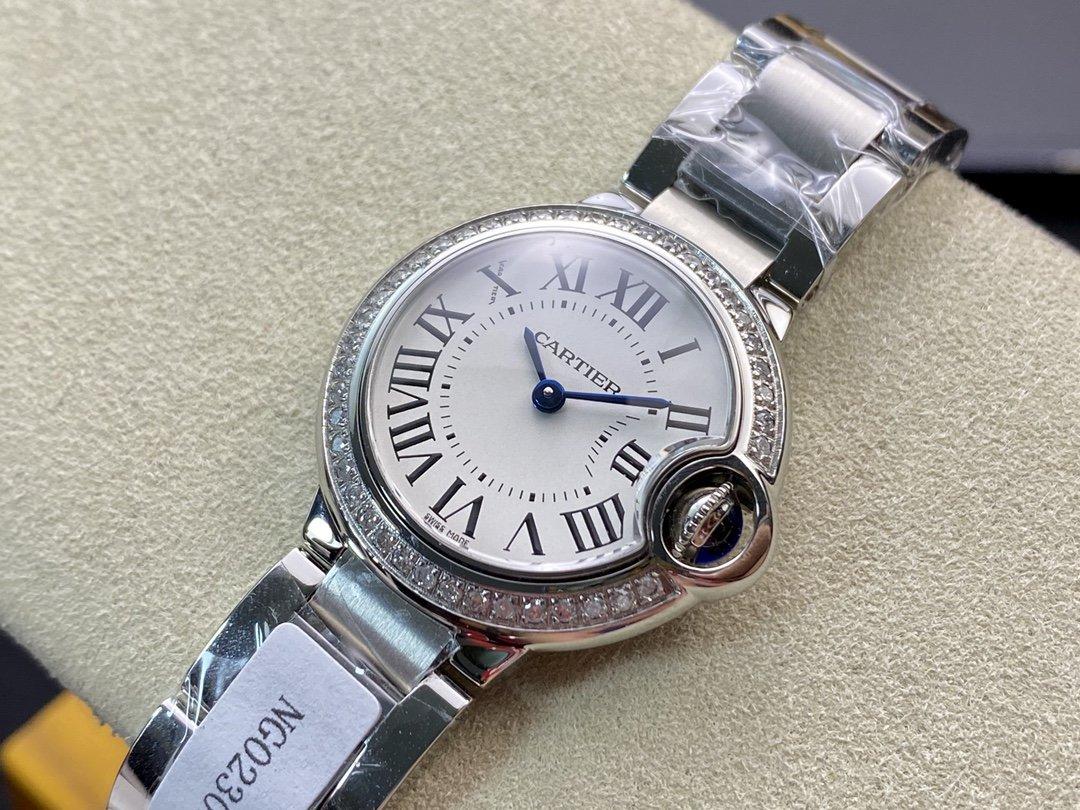 高端硬貨,又一重磅來襲!卡地亞真鑽藍氣球歐洲管道,N廠手錶
