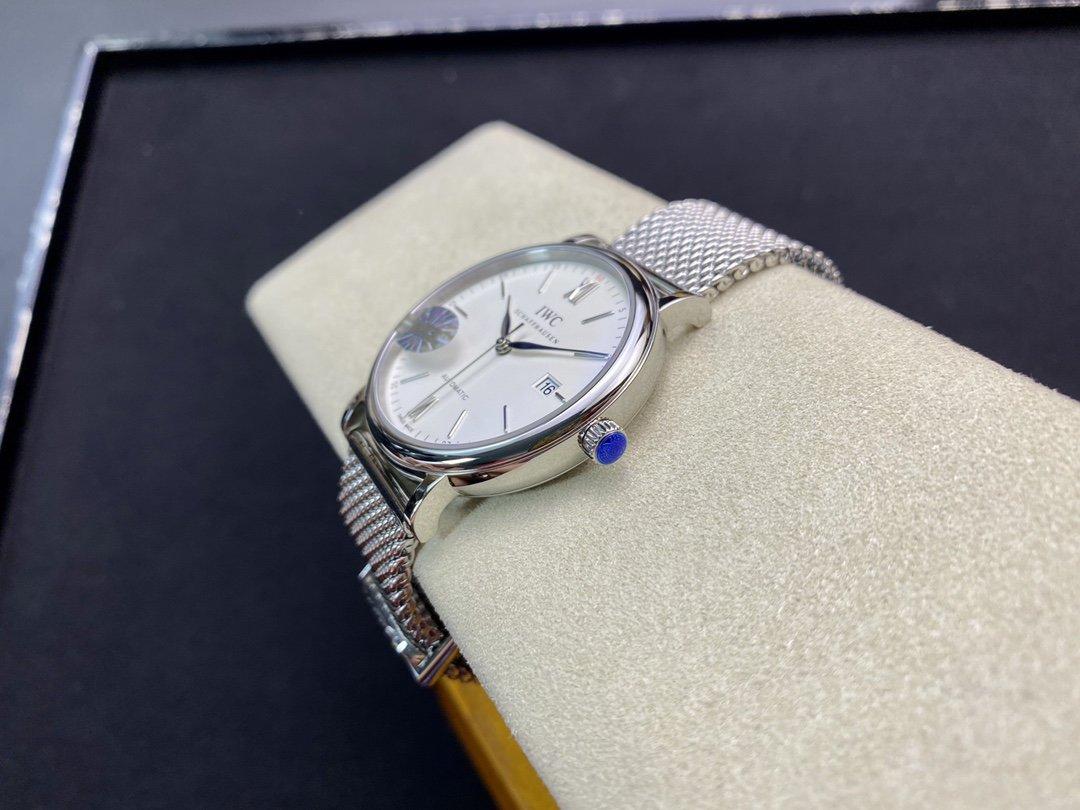 MKS廠手錶仿表萬國波濤菲諾系列,N廠手錶
