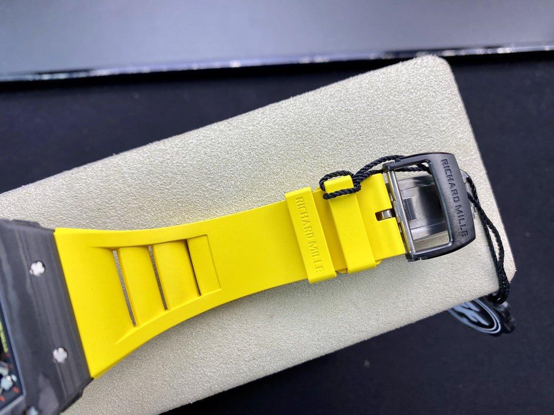 仿表理查德米勒RM035-2,ZF廠手,N廠手錶
