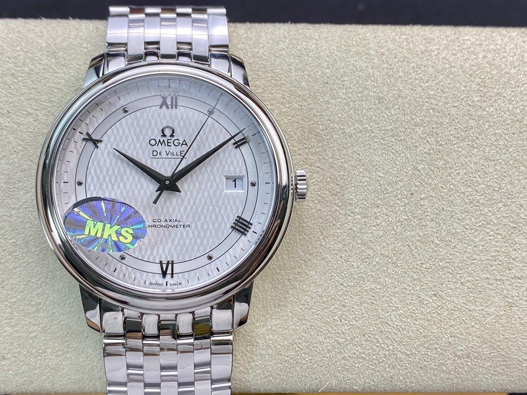 仿表歐米茄蝶飛系列腕表MKS廠手錶,N廠手錶