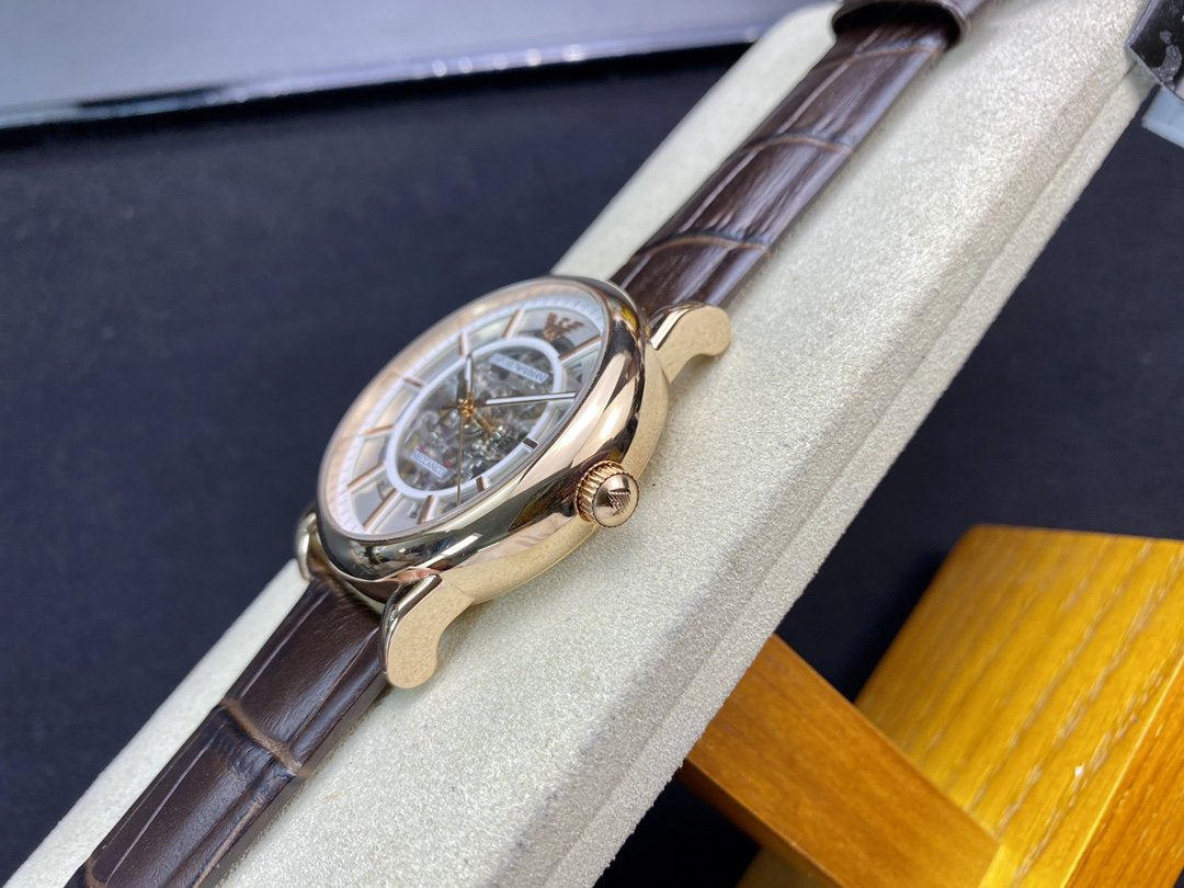 原單阿瑪尼EMPORIO ARMANI AR1983機械機芯-N廠手錶