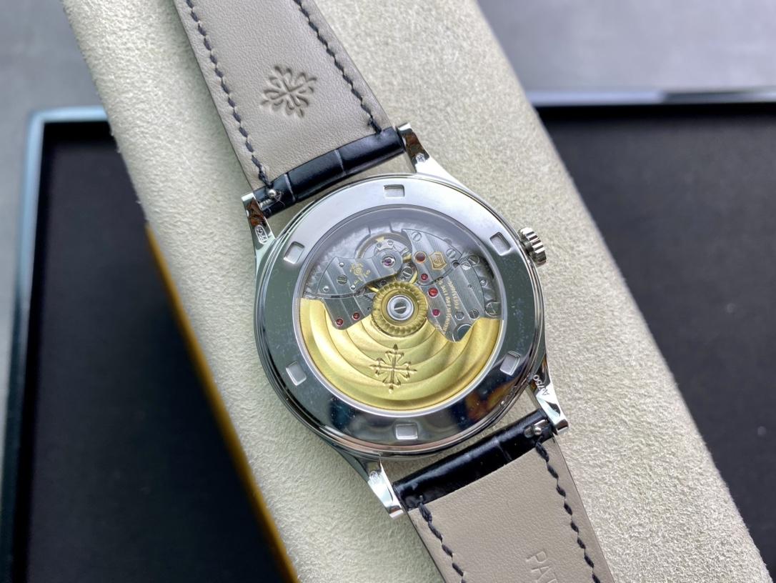 ZF廠手錶高仿百達翡麗Patek Philippe古典系列PP.5298P複刻手錶