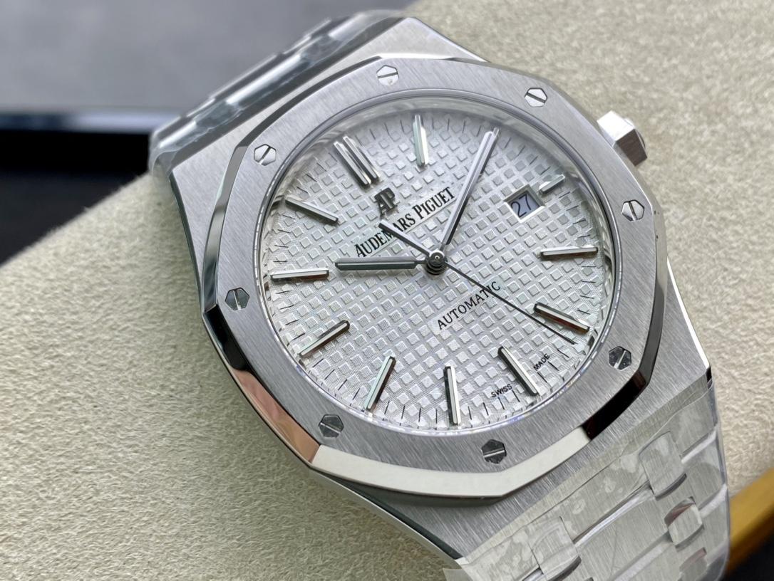 ZF廠手錶高仿愛彼皇家橡樹15400升級V2版仿表