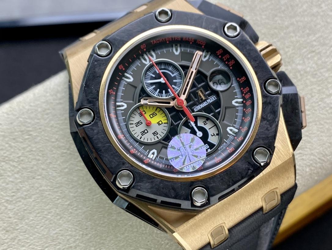 JF廠手錶 AP高仿愛彼 GP系列v3版 3126機芯12位小秒三層立體錶盤複刻手錶