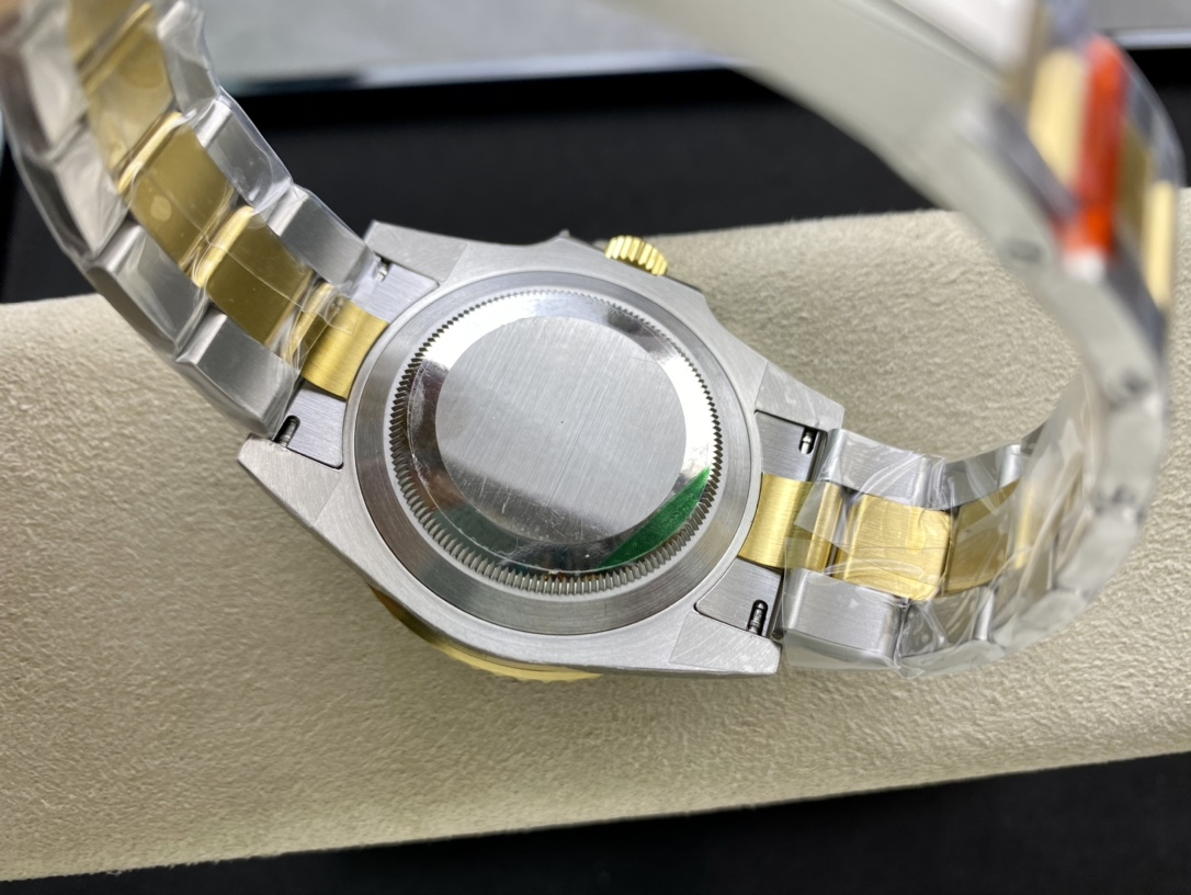 Green綠廠高仿勞力士126613間金黑水鬼41mm複刻手錶
