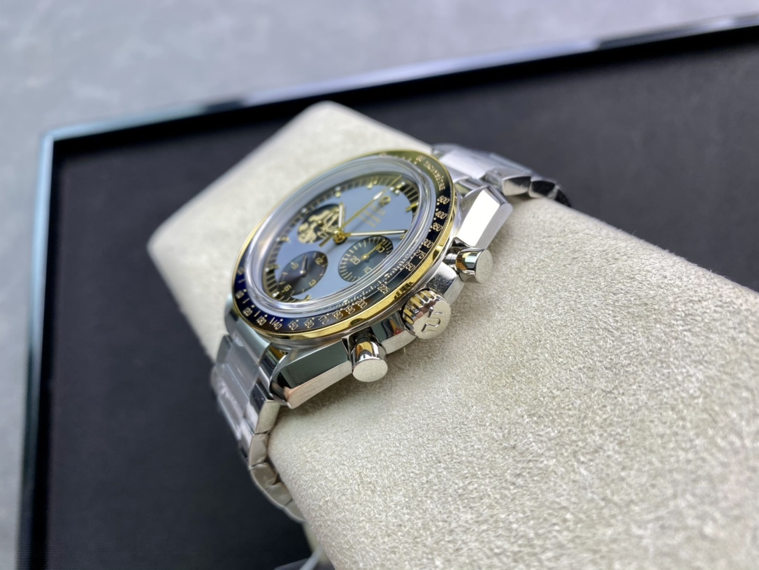 OM Factory watch高仿歐米茄超霸阿波羅11號專業月球表複刻手錶