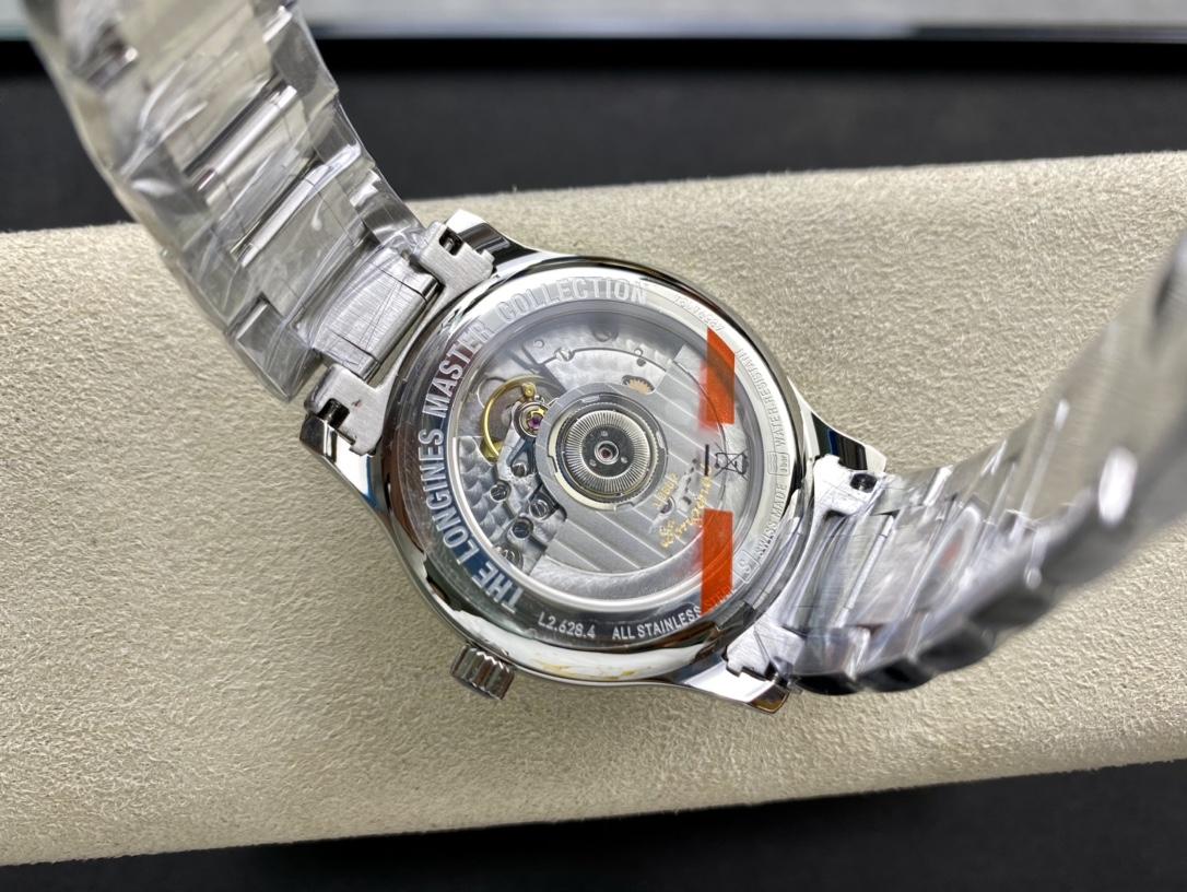 YL廠手錶仿表浪琴名匠6位日曆系列2892機芯複刻手錶