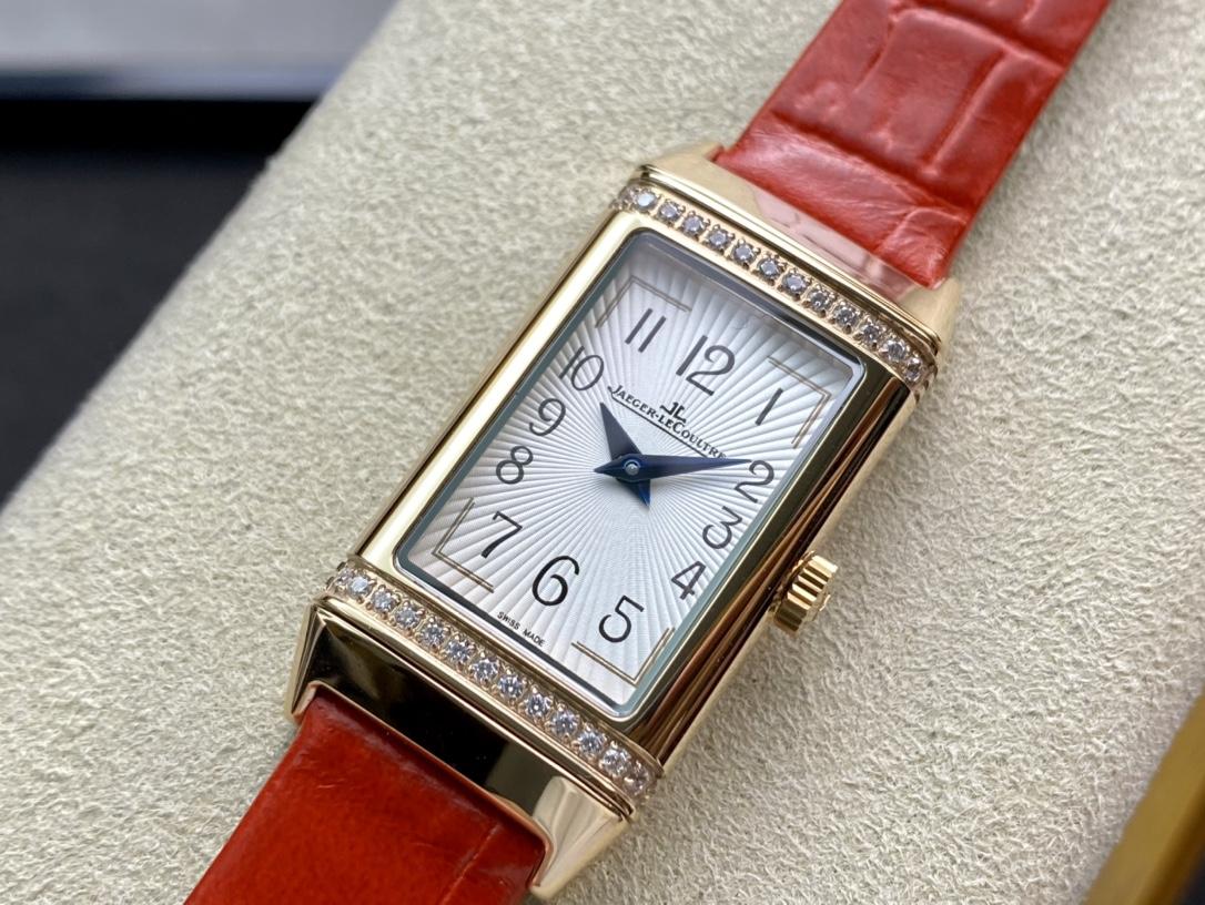 高仿積家Jaeger Revers one一號翻轉系列3288420腕表複刻手錶