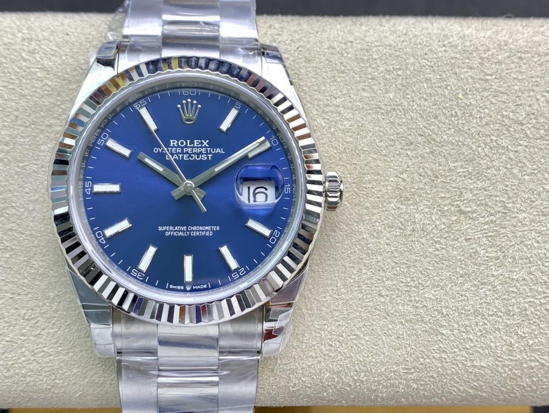 VS廠手錶高仿勞力士日誌3235機芯41MM仿表