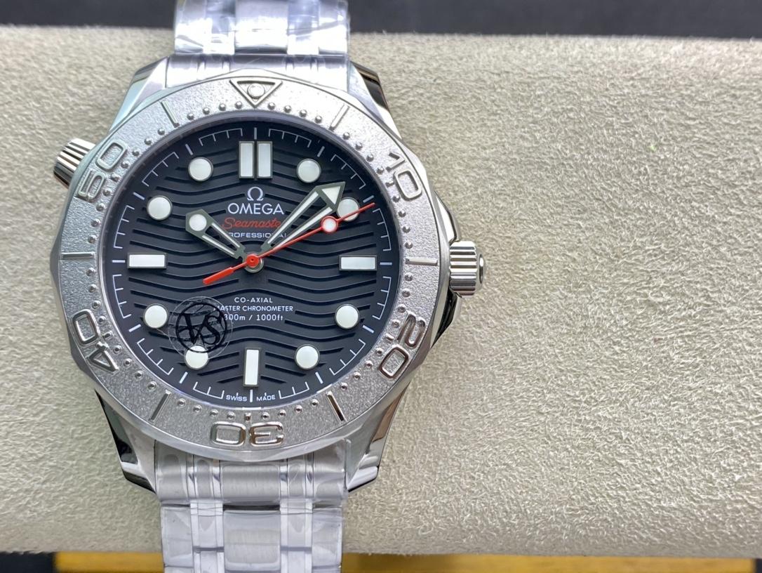 VS廠手錶高仿歐米茄全新海馬300米海馬遊艇仿表