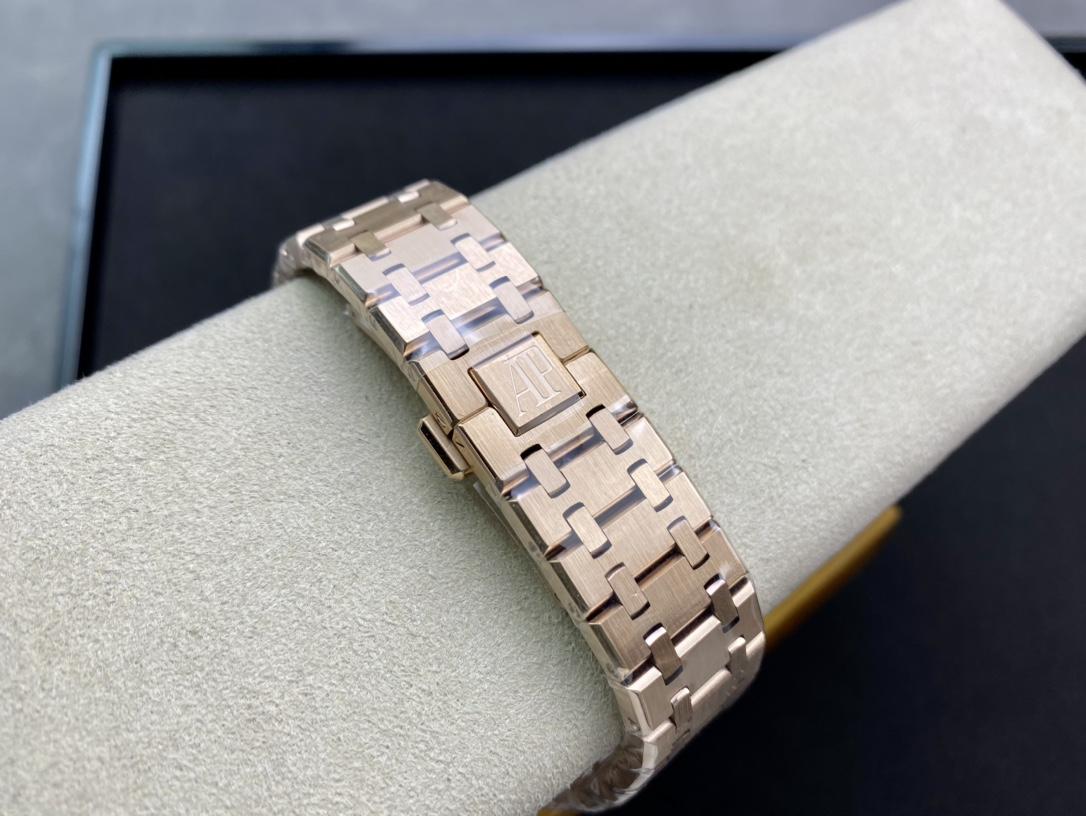 R8 factory仿表愛彼皇家橡樹陀飛輪Cal.2924機芯一比一複刻手錶