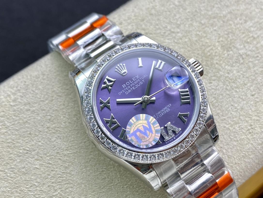 仿表TW厂手表高禽劳力士蚝式恒动31日志型复刻手表