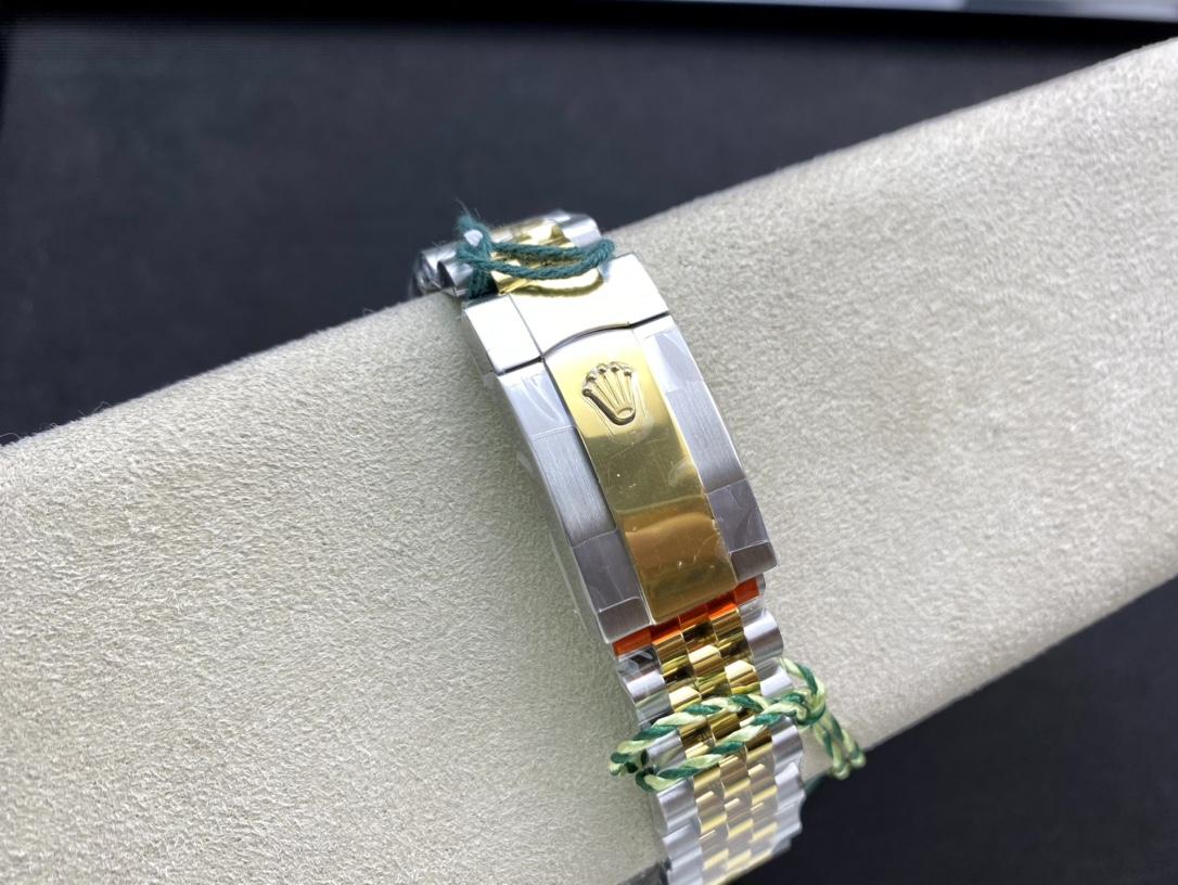 仿表VS Factory高仿勞力士日誌型3235機芯41MM複刻手錶