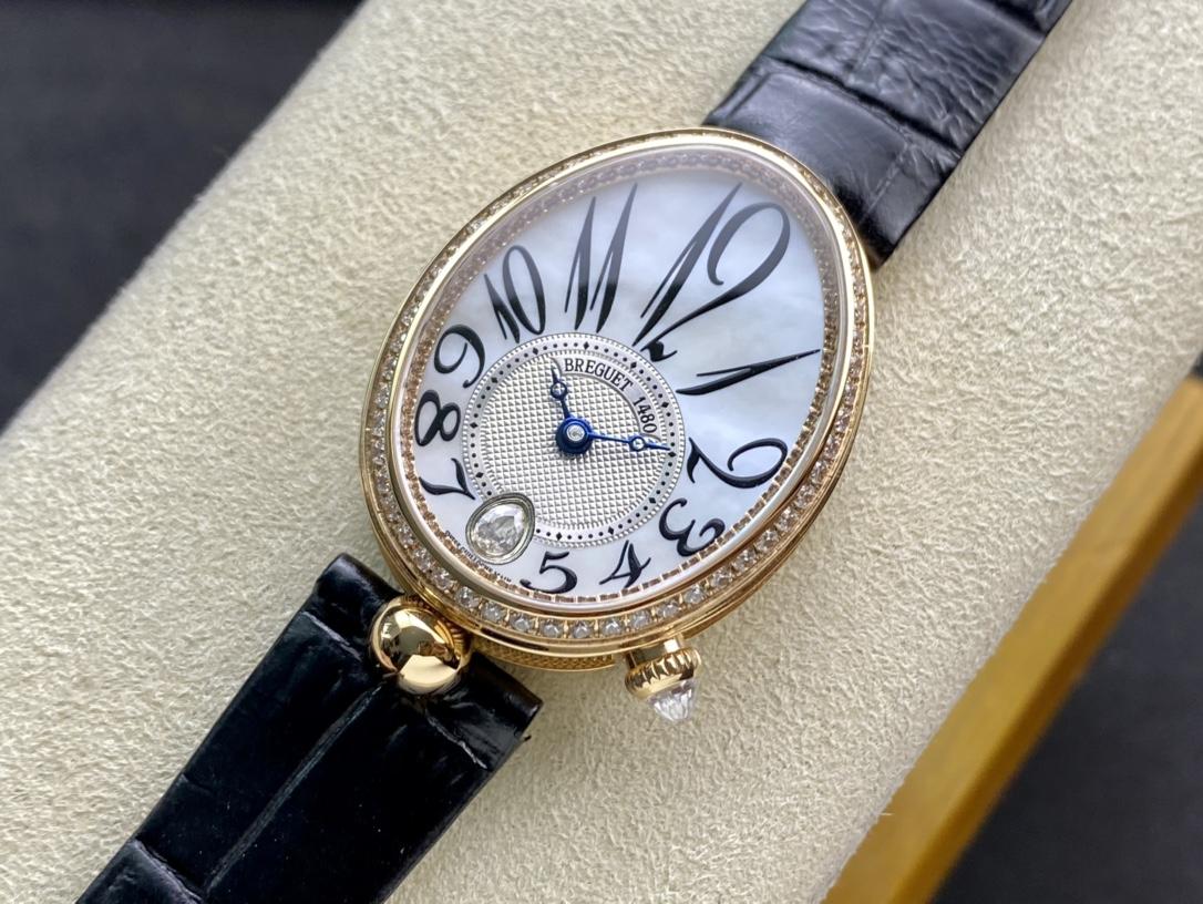 高仿寶璣那不勒斯皇后系列ZF廠手錶仿表