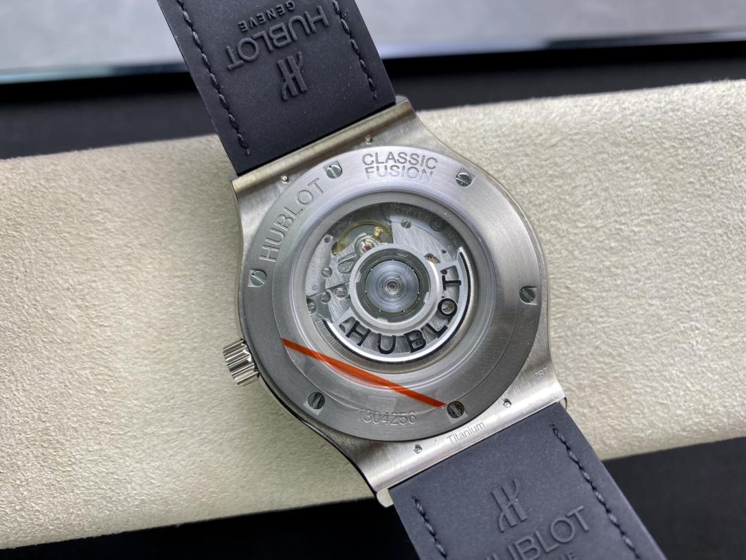 WWF廠手錶複刻表高仿恒寶經典融合系列仿表