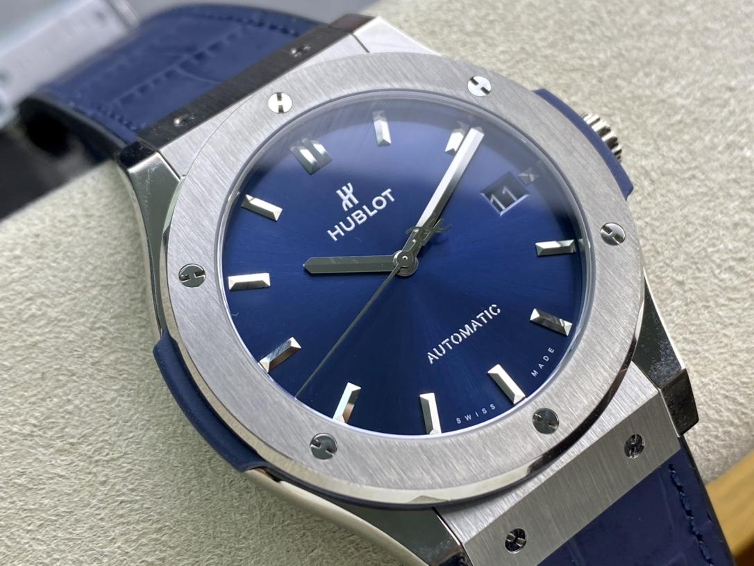 高仿恒寶經典融合系列WWF廠手錶仿表