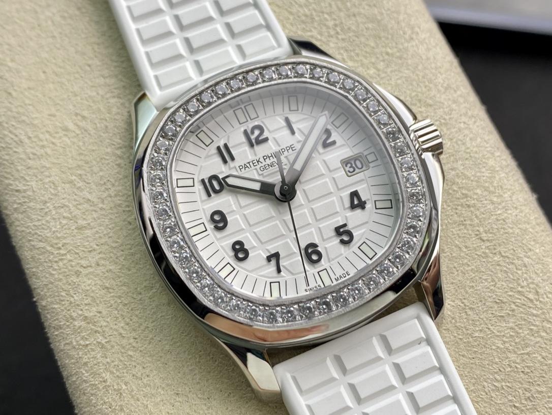 高仿百達翡麗5067A手雷石英女表PPF廠手錶複刻手錶