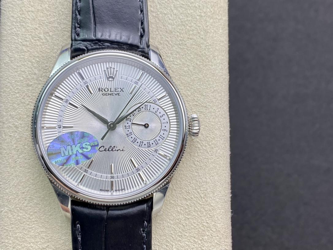 仿表勞力士切利尼系列MKS廠手錶複刻手錶