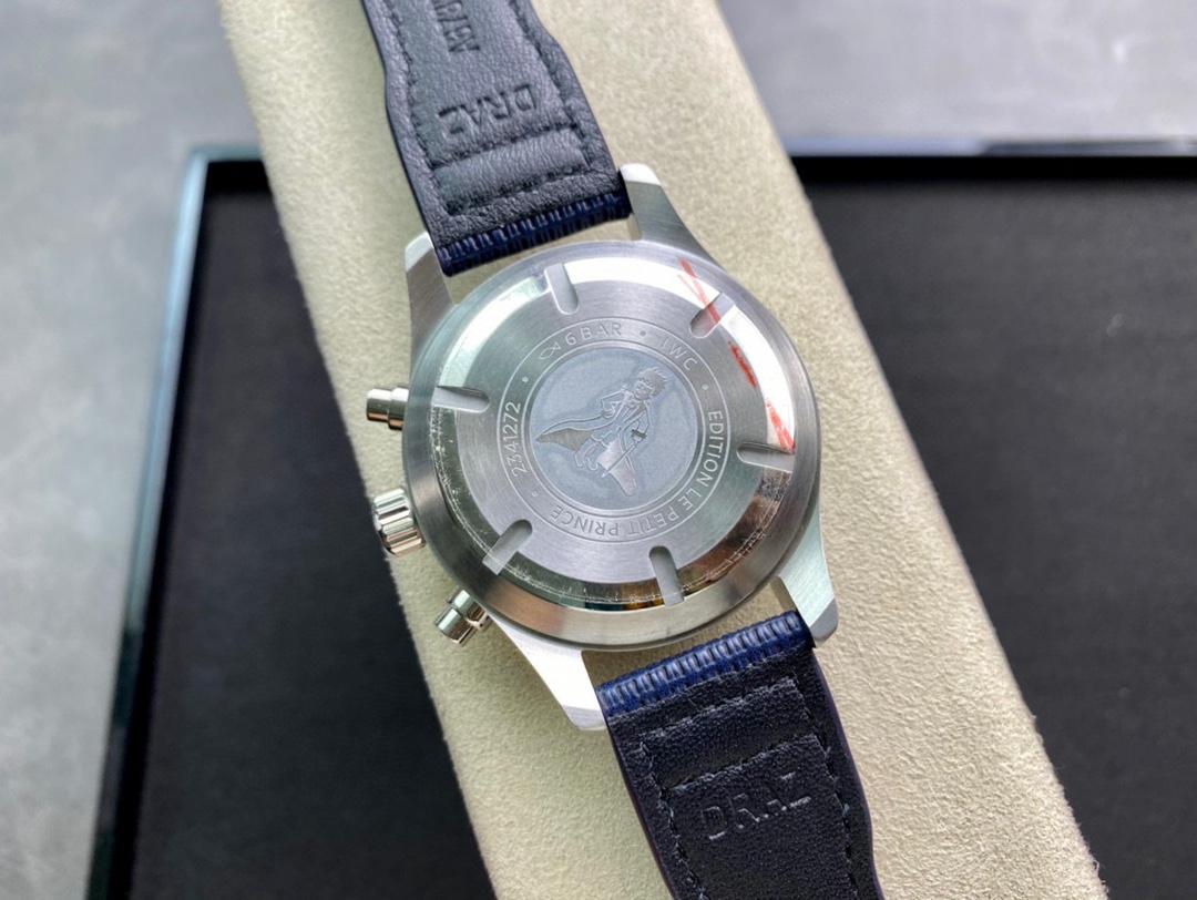BLS廠手錶仿表IWC萬國飛行員系列IW377729腕表藍隊長特別版複刻手錶