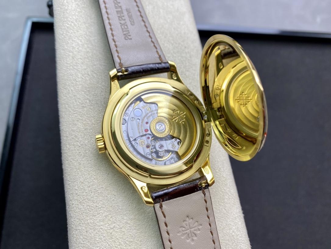仿表百達翡麗古典系列5227腕表V3版ZF廠手錶複刻手錶