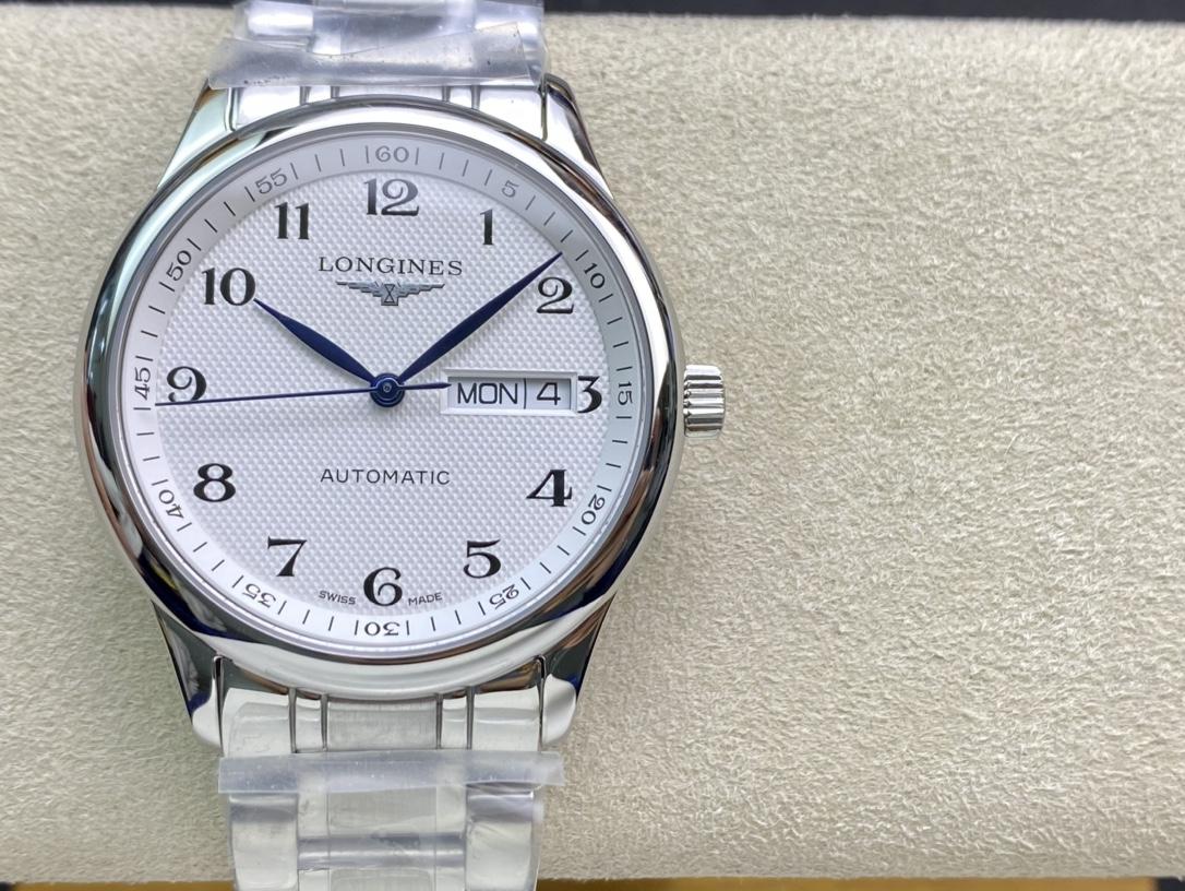 仿表浪琴名匠3位雙日曆系列YL廠手錶,N廠手錶