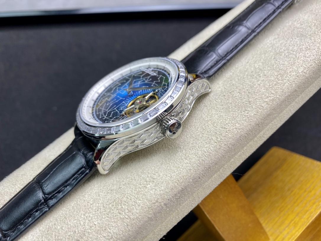 JL廠手錶仿表積家大師系列軌道飛輪,N廠手錶
