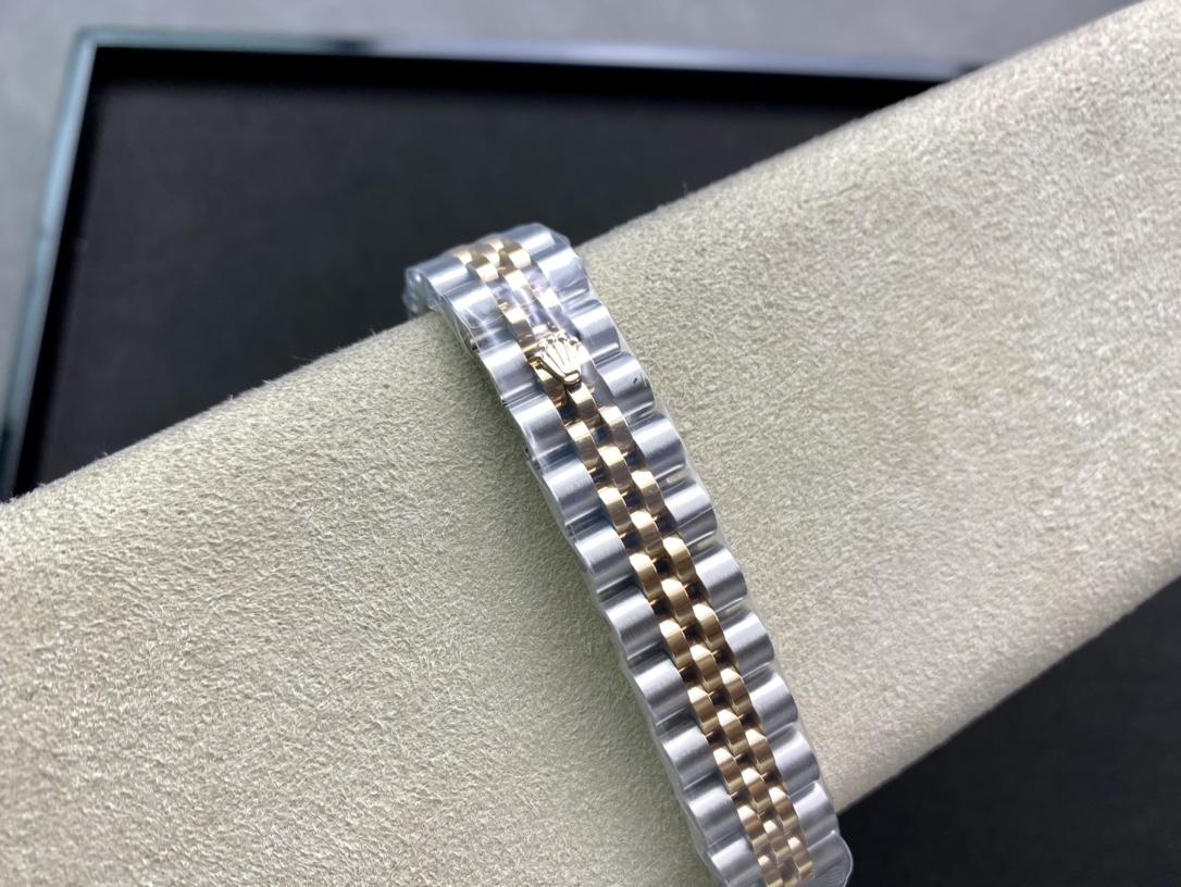 WF出品勞力士女裝279174-0009日誌型,N廠手錶