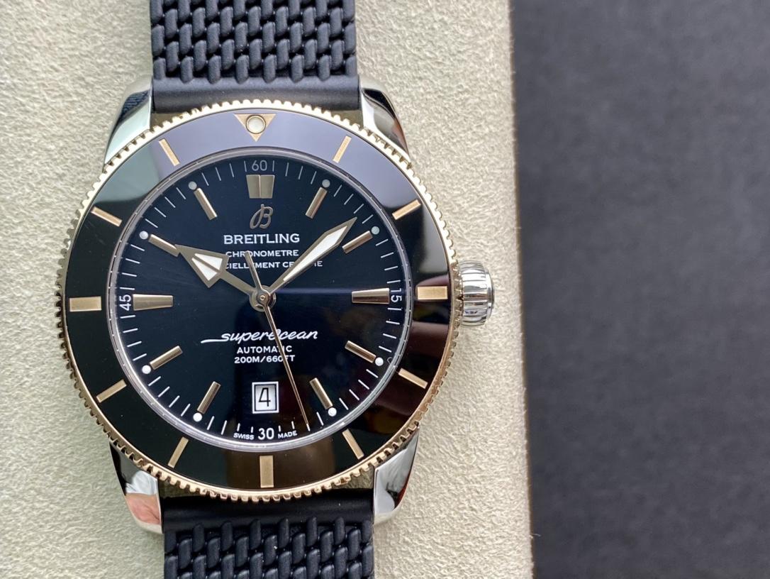 仿表百年靈超級海洋文化系列機械男表,N廠手錶