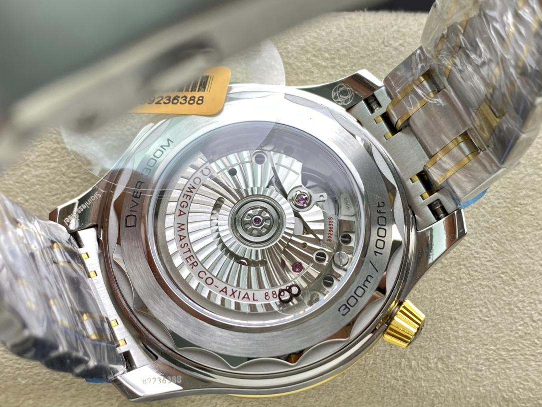 VS廠手錶仿表歐米茄新海馬300米,N廠手錶