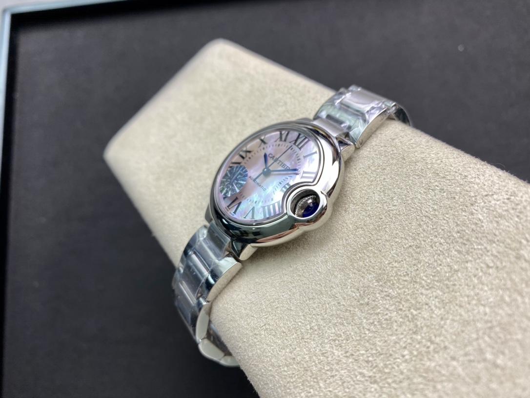 AF廠手錶卡地亞藍氣球33mm系列,N廠手錶