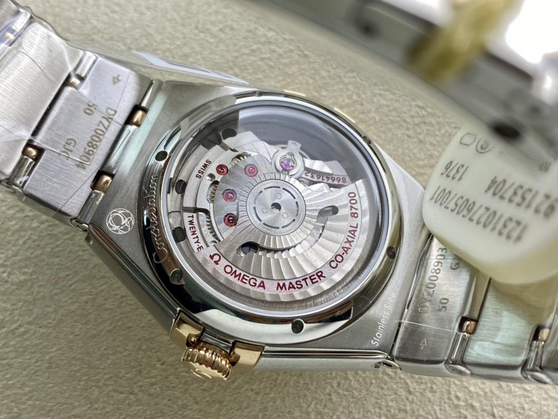 SSS廠歐米茄搶先體驗第五代星座系列曼哈頓29mm,N廠手錶
