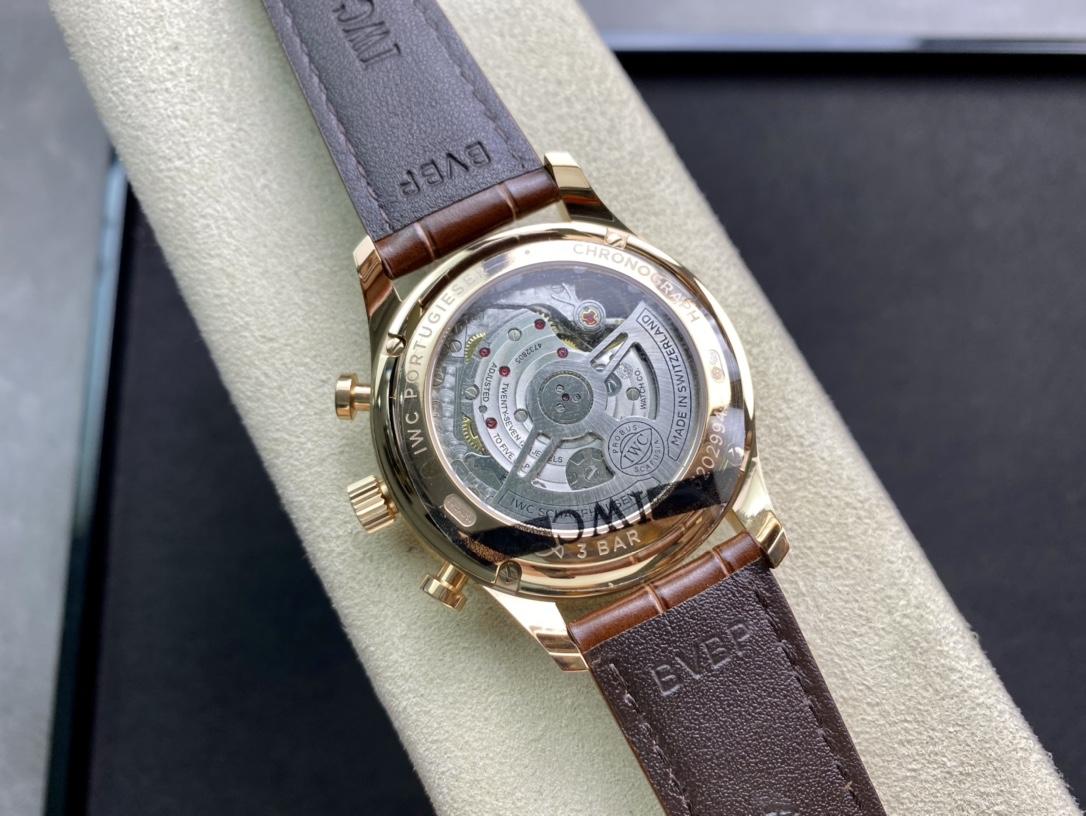 YL Factory仿表萬國IWC透底葡計,N廠手錶