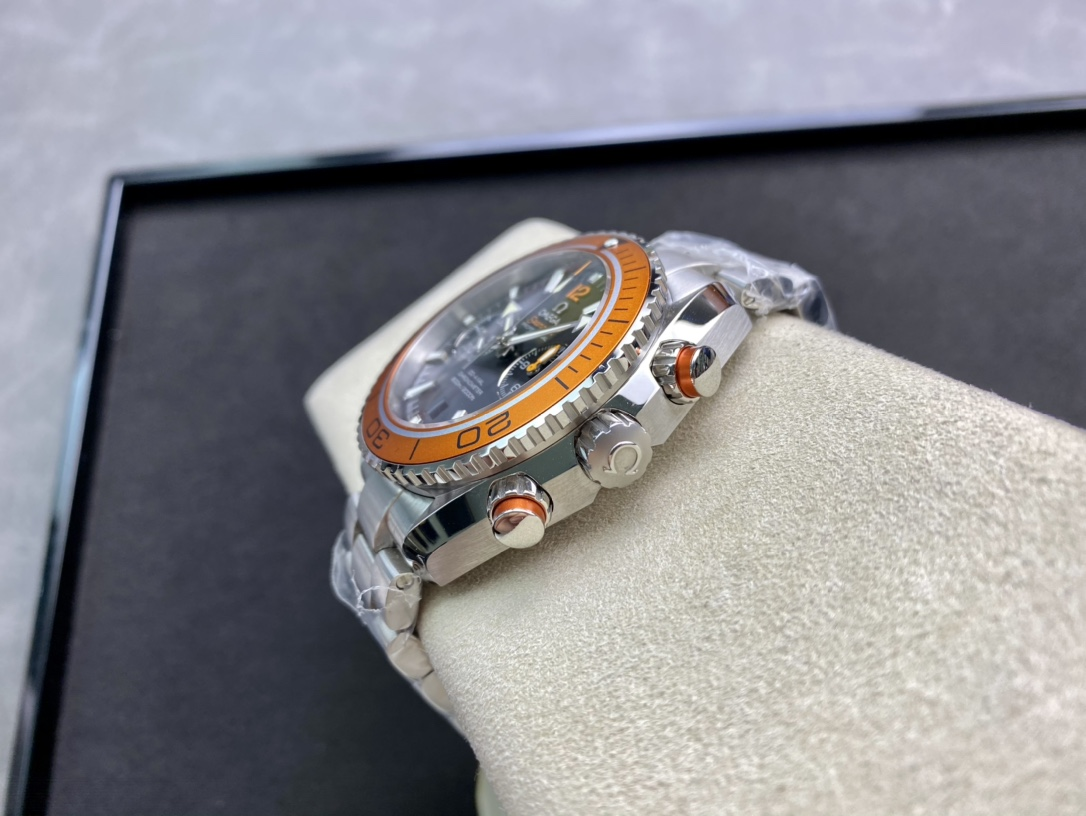 OM廠手錶仿表歐米茄計時款海洋宇宙宇宙傳奇600米,N廠手錶