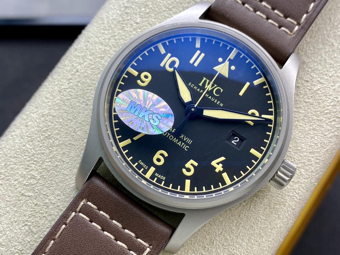 仿表萬國馬克十八鈦殼MKS廠手錶,N廠手錶