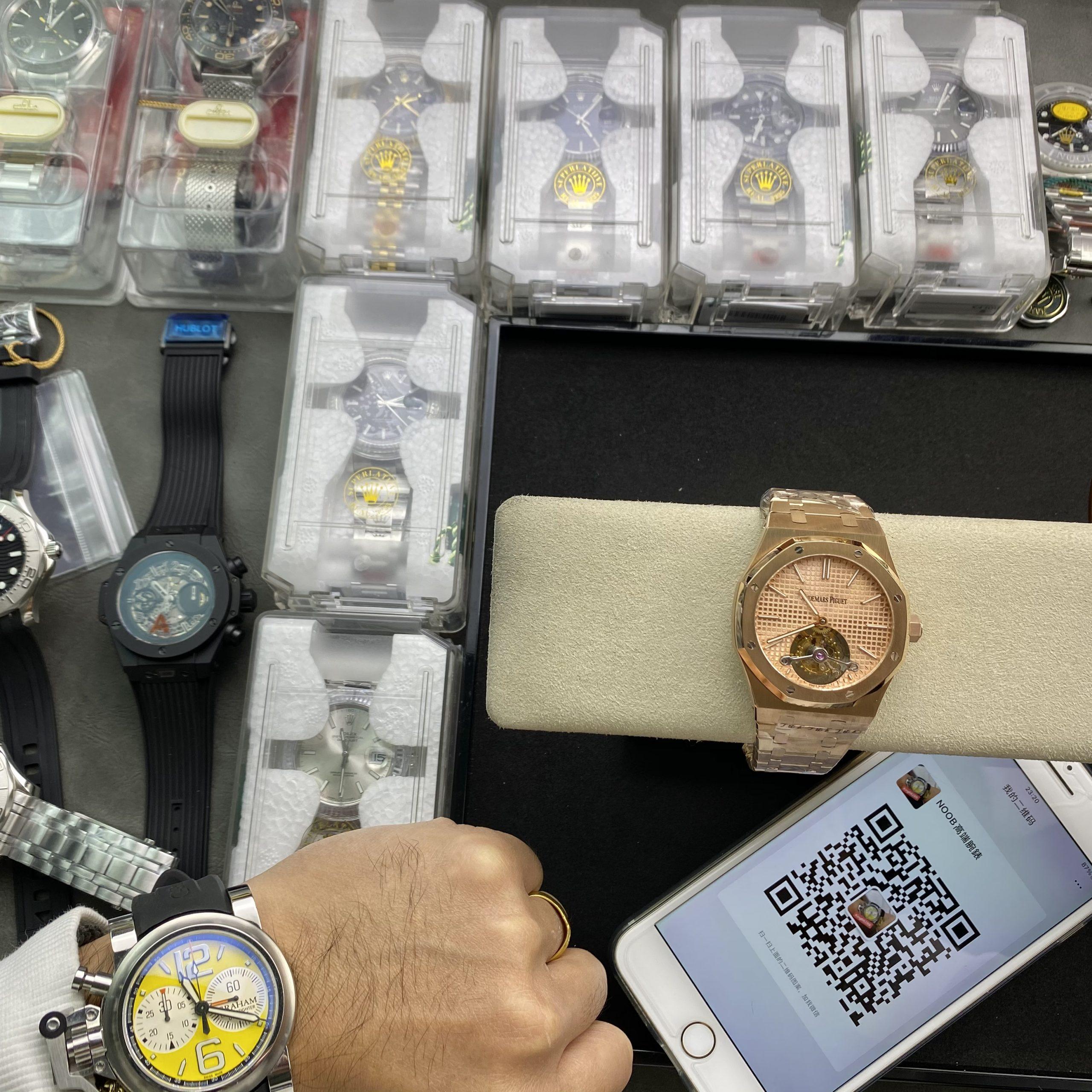 手錶論壇談論複刻手錶與高仿表值不值得買?