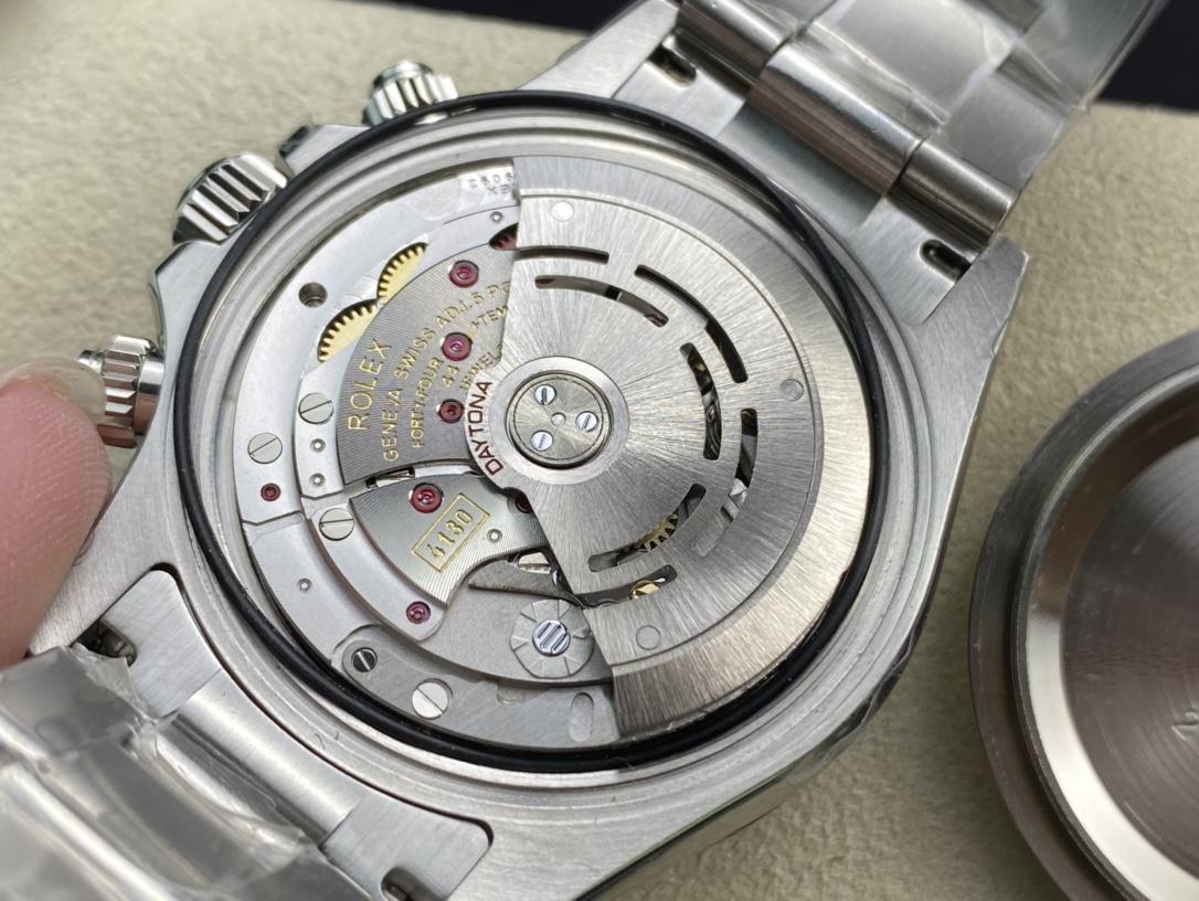TW廠手錶勞力士蠔式恒動宇宙計時型迪通拿4130機芯仿表,N廠手錶