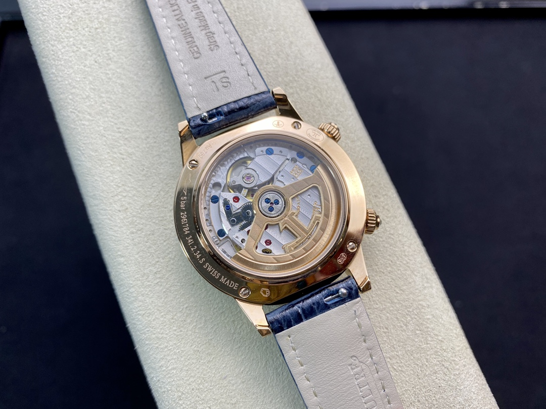 CC新秀力作仿表積家Rendez-Vous Moon Serenity約會系列月相腕表,N廠手錶