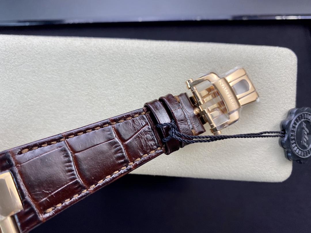 PPF手錶V4版百達翡麗超級鸚鵡螺仿表,N廠手錶