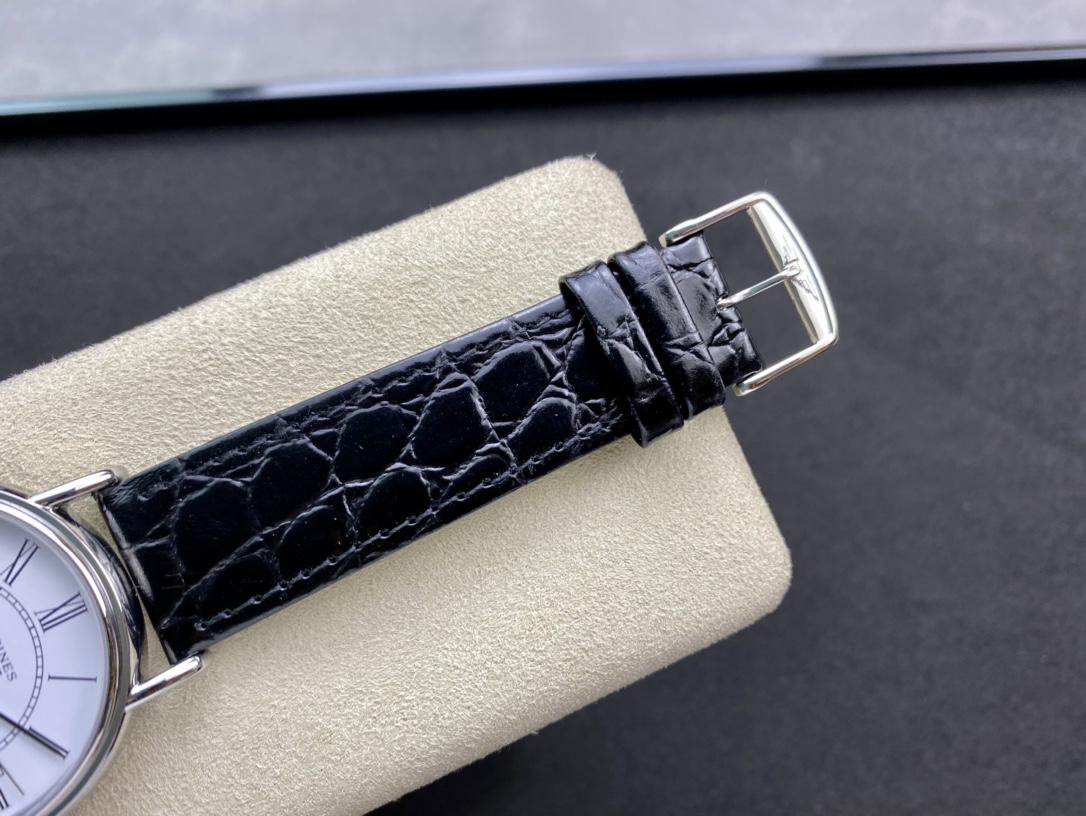 仿表浪琴瑰麗系列2892機芯複刻手錶,N廠手錶