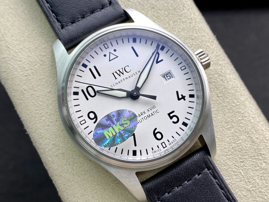 MKS廠手錶仿表萬IWC馬克系列馬克十八,N廠手錶